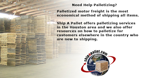 Ship a freight shipping ltl shipping pallet for Motor freight shipping rates
